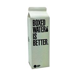 WATER, BOXED, 500mL, 24/ CS