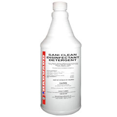 Sani Clean Ready To Use Disinfectant Cleaner, Quart