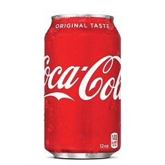 Coca Cola Classic, 12oz Cans, 24/CS