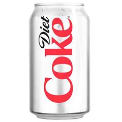 Diet Coke, 12oz Cans, 24/CS