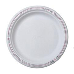 "Plates, Chinet White Paper Dinnerware, 6"", 1000 plates"