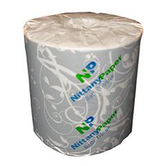 2 Ply Bathroom Tissue, 500 Sheets Per Roll, 96/Cs