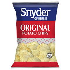 Originial Potato Chips, 1oz, 72/Case